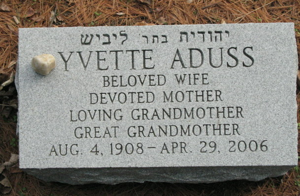 Yvette Aduss