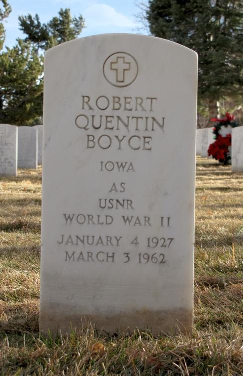 Robert Quentin Boyce
