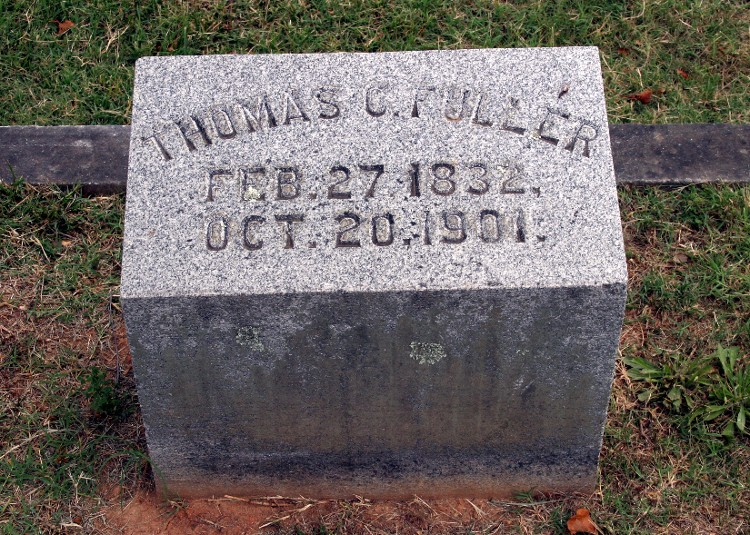Thomas Charles Fuller