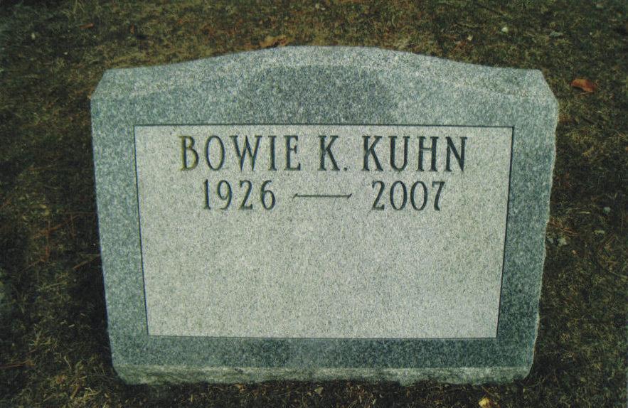Bowie Kuhn