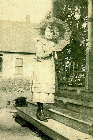 Jeanie Rankin <i>Horne</i> Meinecke