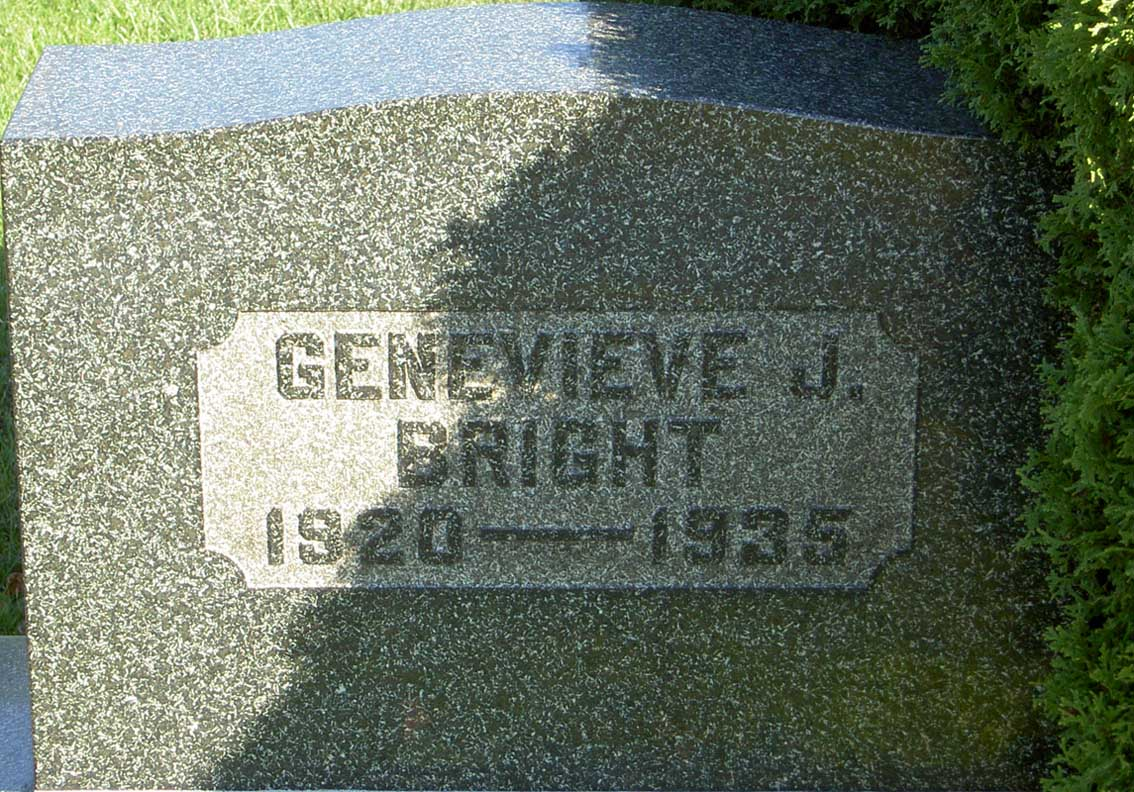 Genevieve Jane Bright