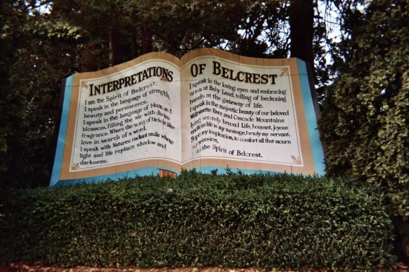 Belcrest Memorial Park