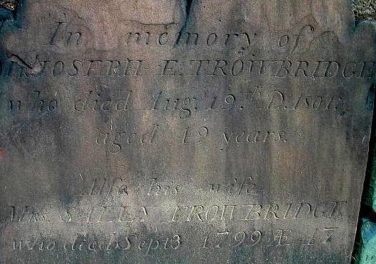 Joseph Easton Trowbridge
