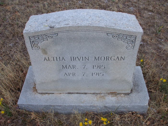 Altha Irvin Morgan