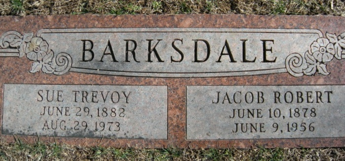 Jacob Robert Barksdale