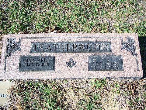 Patrick Henry Leatherwood