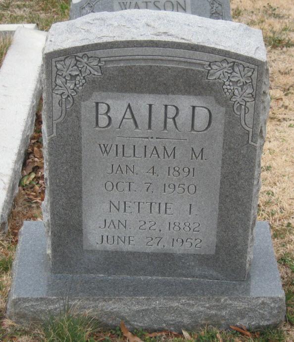 William Murray Baird
