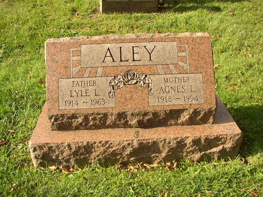 Agnes L Aley