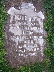 Edgar M. Alston