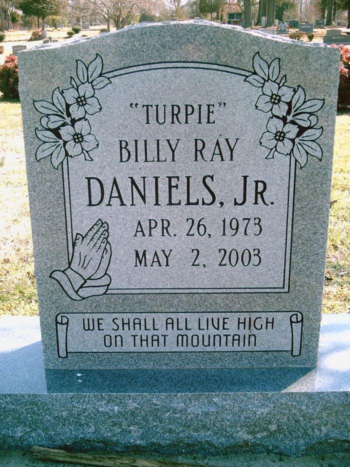 Billy Ray Daniels, Jr