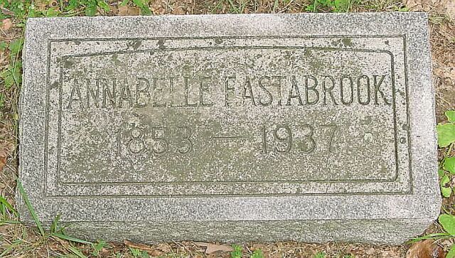 Annabelle <i>Gifford</i> Eastabrook