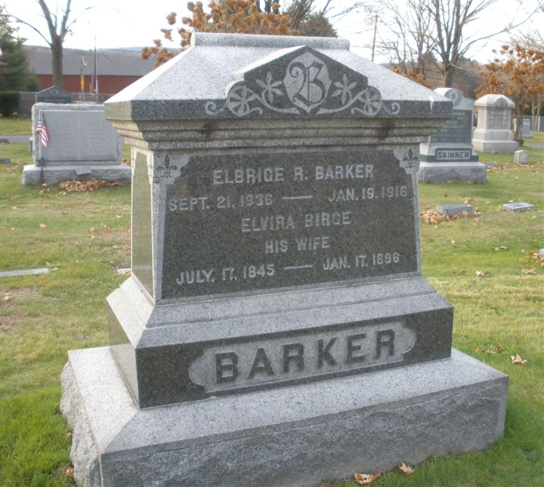 Elvira <i>Birge</i> Barker