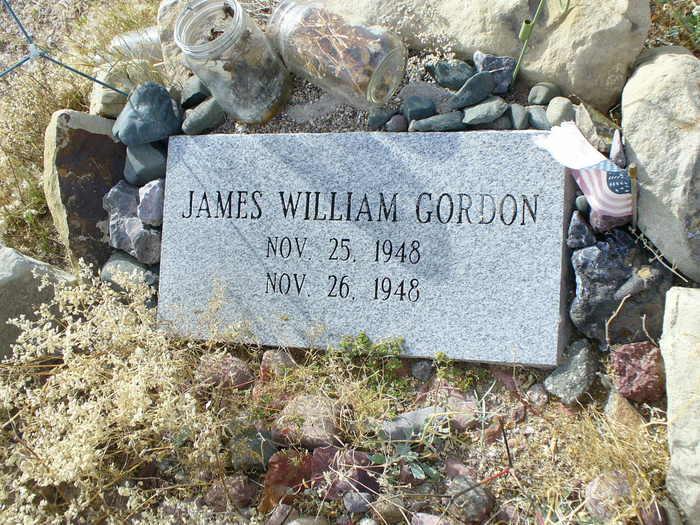 James William Gordon