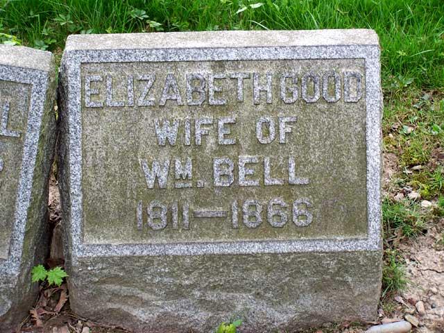 Elizabeth <i>Good</i> Bell