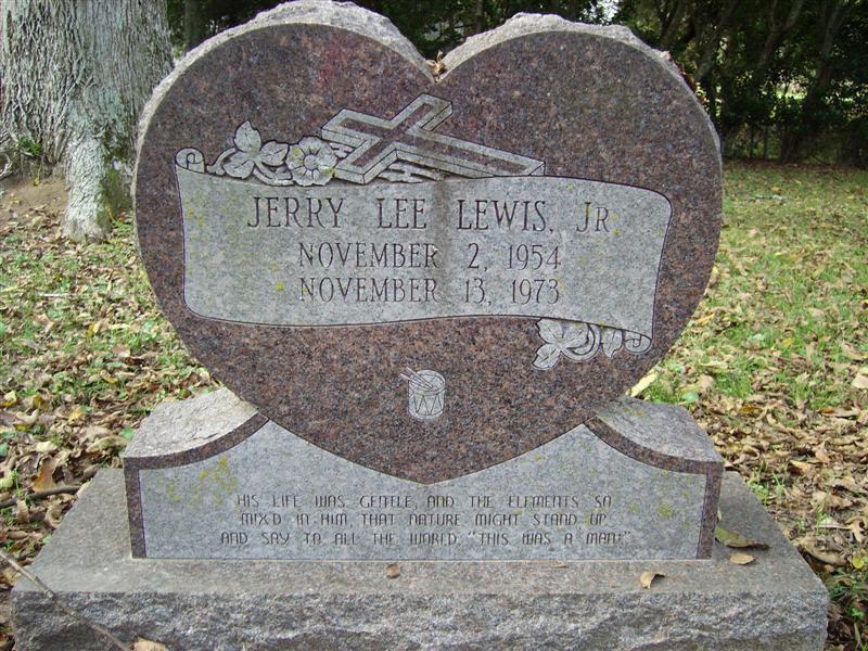 jerry lee lewis jr 1954 1973 find a grave photos