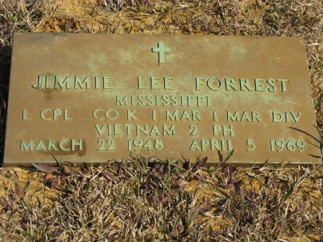 Jimmie Lee Forrest