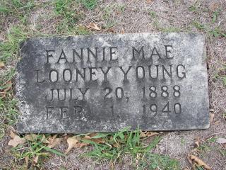Fannie Mae <i>Looney</i> Young