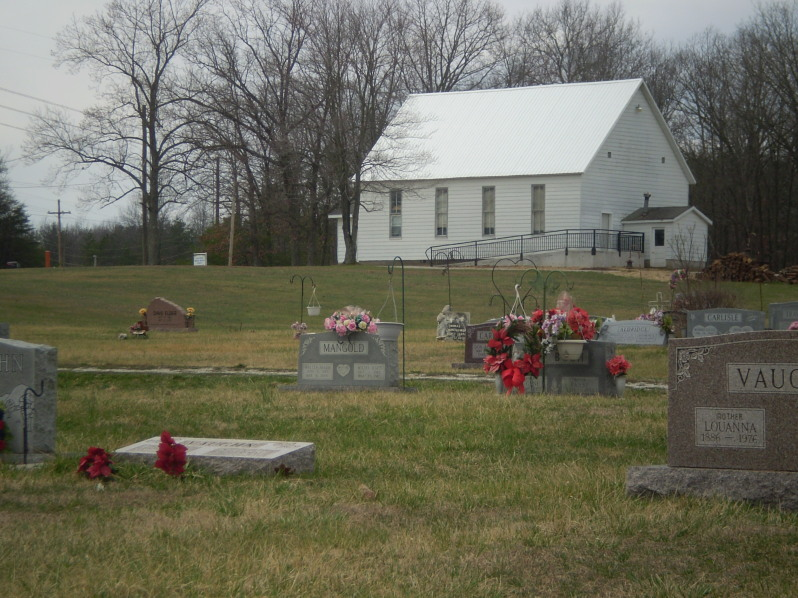 Cup Creek Cemetery