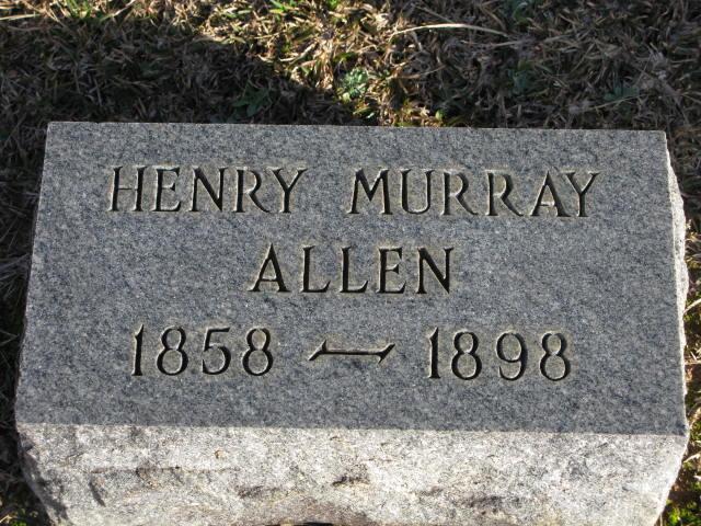 Henry Murray Allen
