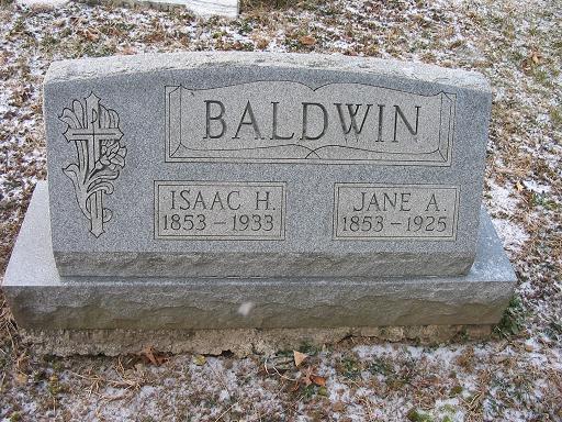 Jane Ann <i>Newhouse</i> Baldwin