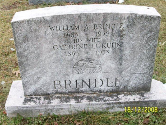 Catherine O. <i>Kuhn</i> Brindle