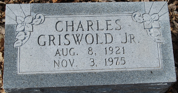 Charles Griswold, Jr