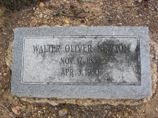 Walter Oliver Newton