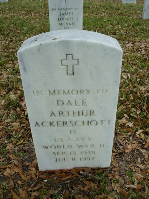 Dale Arthur Ackerschott