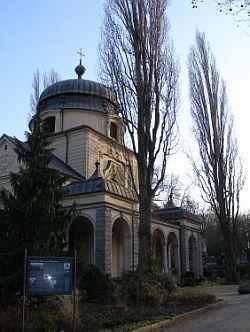 Alter Sankt-Matthäus-Kirchhof