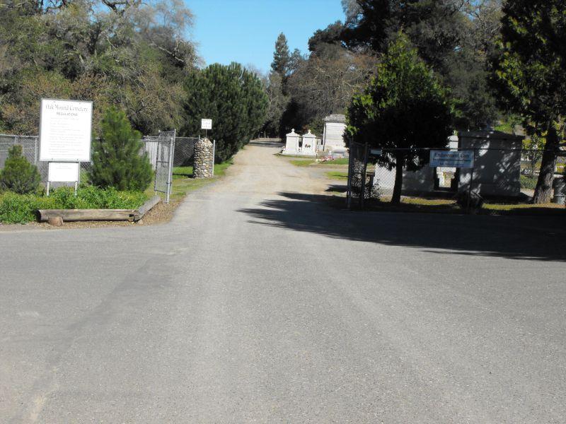 Oak Mound Cemetery