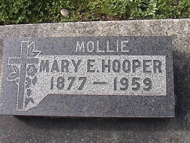 Mary E. Hooper