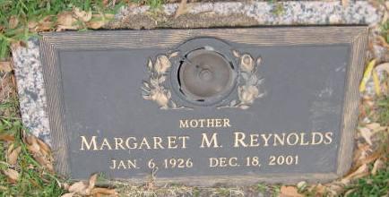 Margaret Mae <i>Martin</i> Reynolds