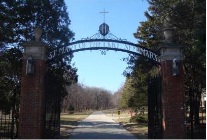 Saint Mary of the Lake Seminary Cemetery