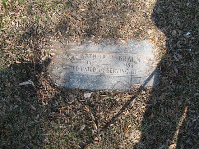 Arthur Joseph Braun, Jr