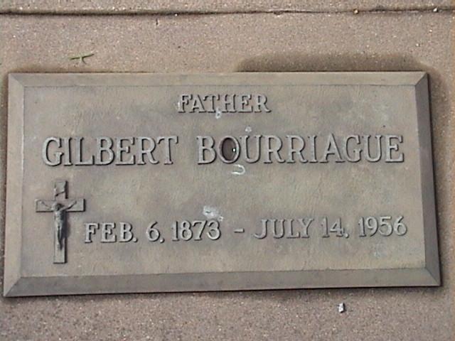 Gilbert Bourriague