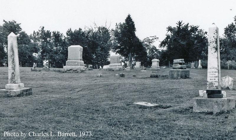 Emerson Hill Cemetery