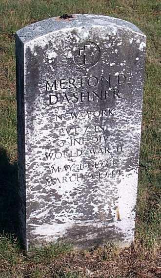 Merton D. Dashner