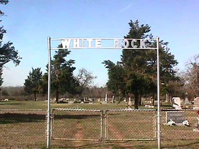White Rock Cemetery