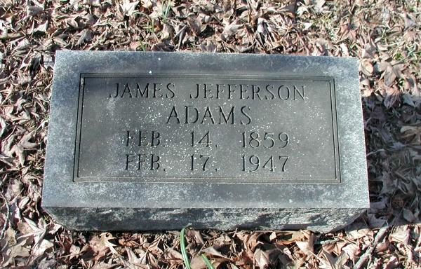 James Jefferson Adams