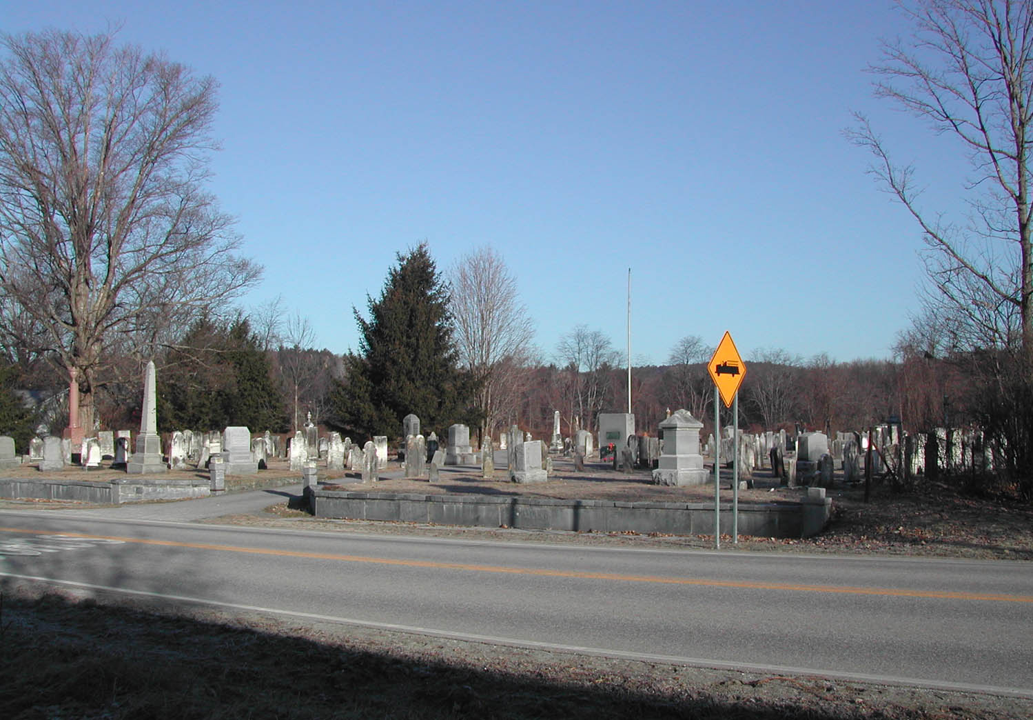 Wells Town Cemetery