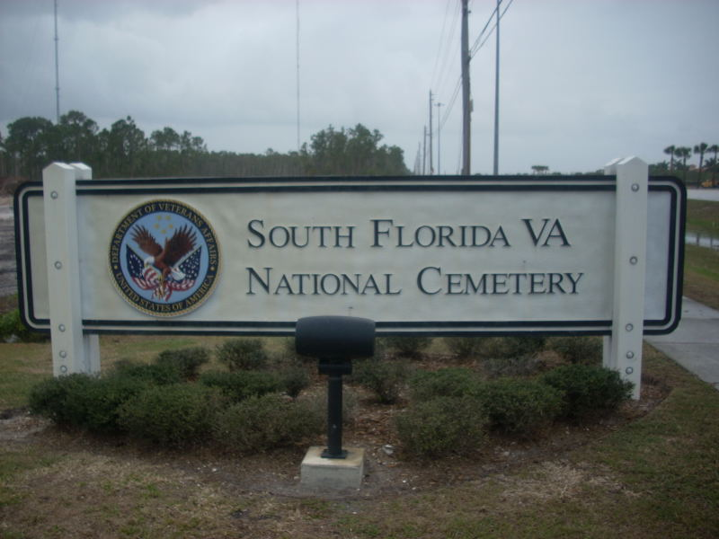 South Florida National Cemetery
