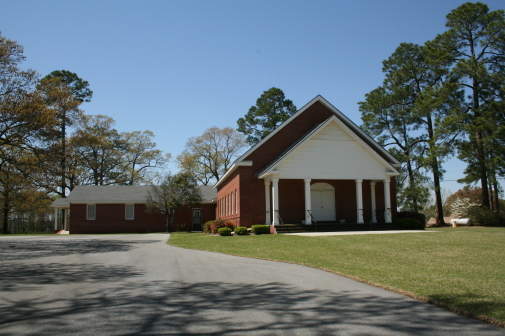 Middleground Primitive Baptist Church Cemetery