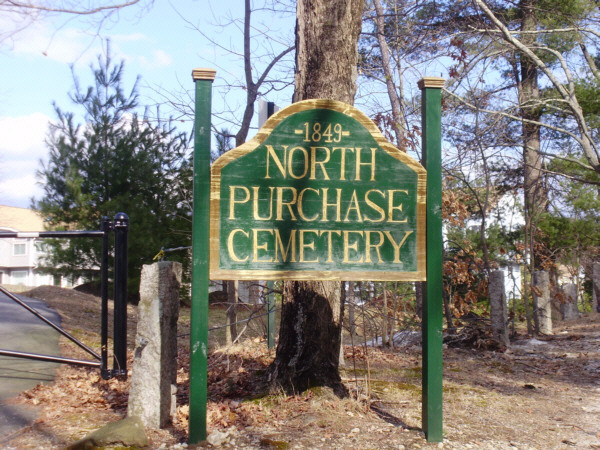 North Purchase Cemetery
