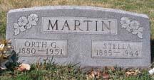 Orth G Martin
