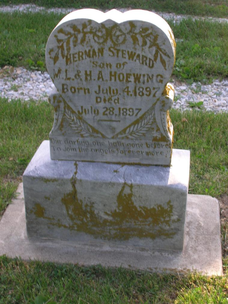 Herman Steward Hoewing