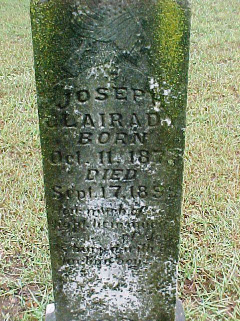 Joseph C. Clairady