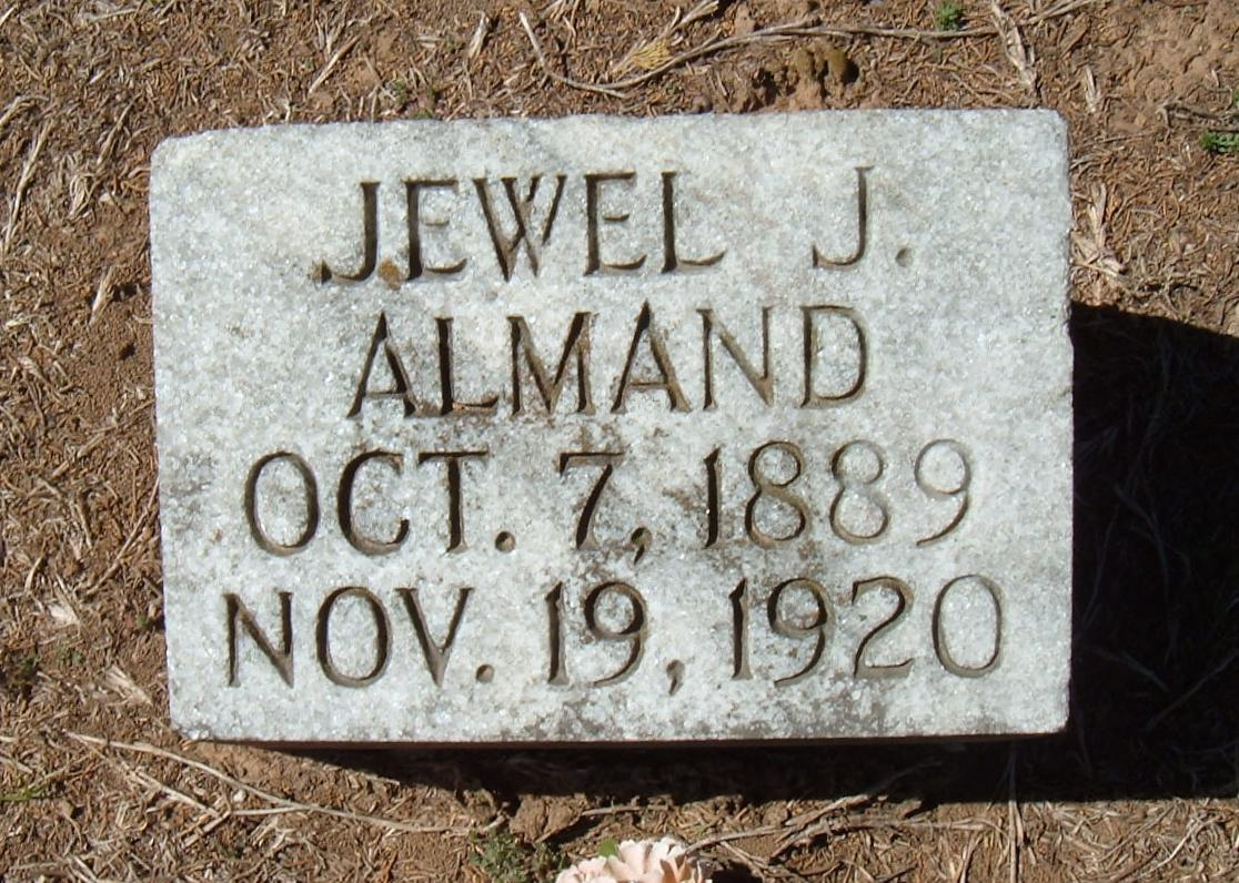 Jewel J Almand