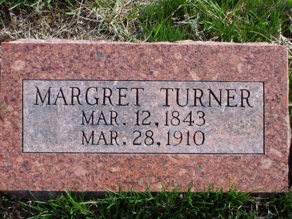 Margret <i>Lietch</i> Turner