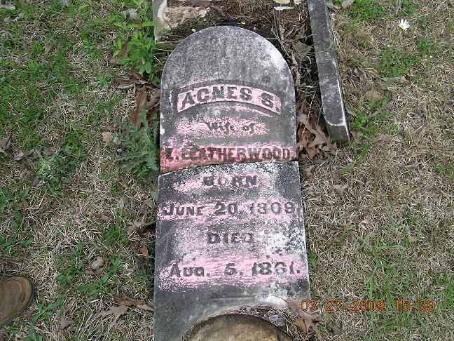Agnes Susan <i>Castleberry</i> Leatherwood